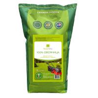 Семена газонной травы «Овсяница 100%» 5 кг