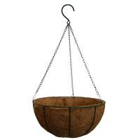 Кашпо подвесное c коковитой, d 35 см