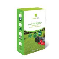 Семена газонной травы «Овсяница 100%» (1 кг)