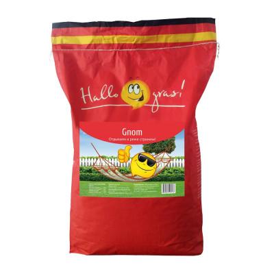 Семена газонной травы GNOM GRAS (10 кг)