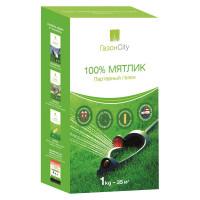 Семена газонной травы «Мятлик 100%» (1 кг)