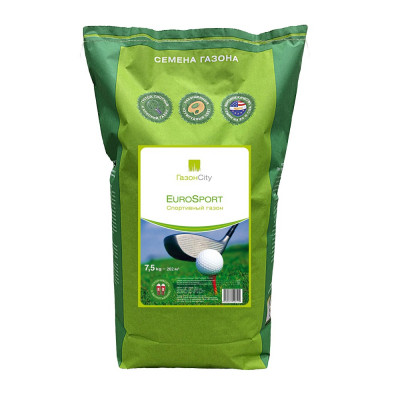 "Семена газонной травы ""EUROSPORT"" (7,5 кг)"