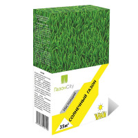 Семена газона Настоящий СОЛНЕЧНЫЙ (1 кг)