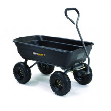 Садовая тележка на 4 колесах Westman 250 самосвал