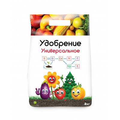 """Удобрение """"Универсальное"""" (2кг)"""